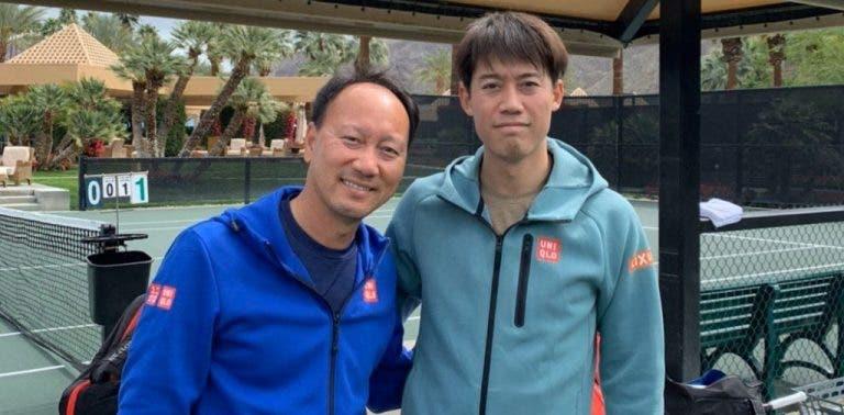 Kei Nishikori regresa sin problemas de Japón a Florida