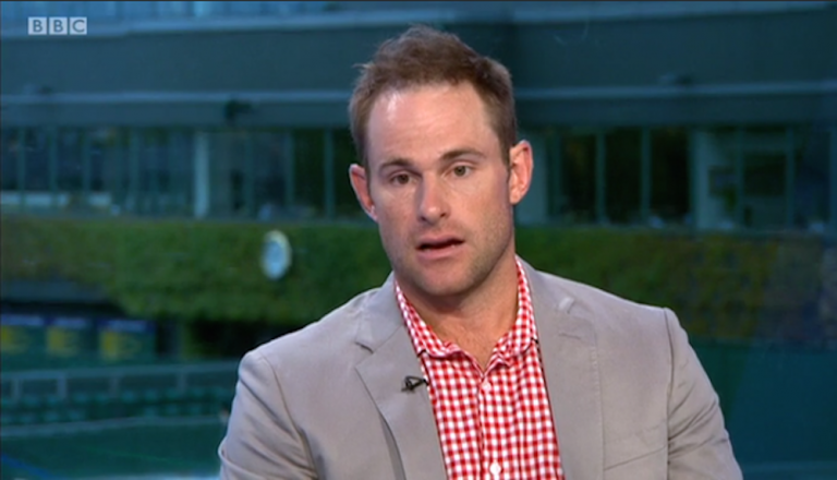 Andy Roddick enojado por la poca seriedad sobre el Covid-19 en EE.UU