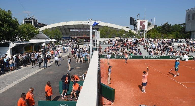 Los franceses no se callan: Dicen que cancelar Roland Garros costaría 260 millones y miles de empleos