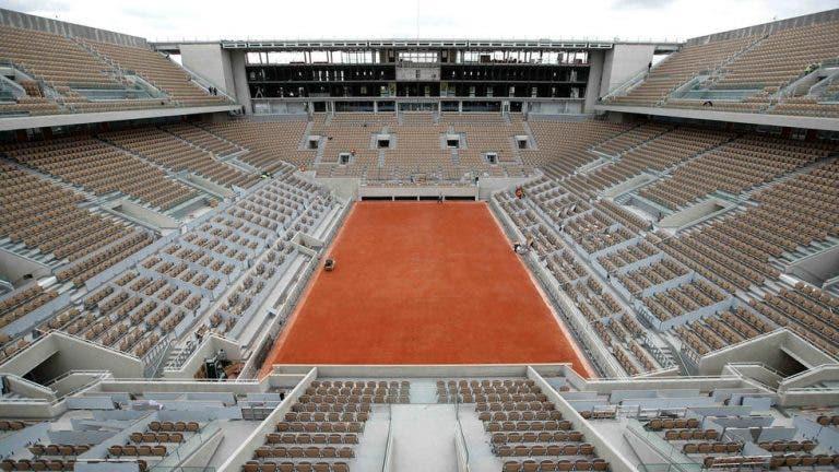 Organizadores de Roland Garros no tienen previsto cancelar por coronavirus