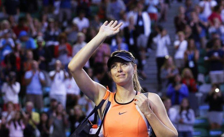 Exentrenador de Sharapova habla sobre su retiro: «Creo que lo dio todo»