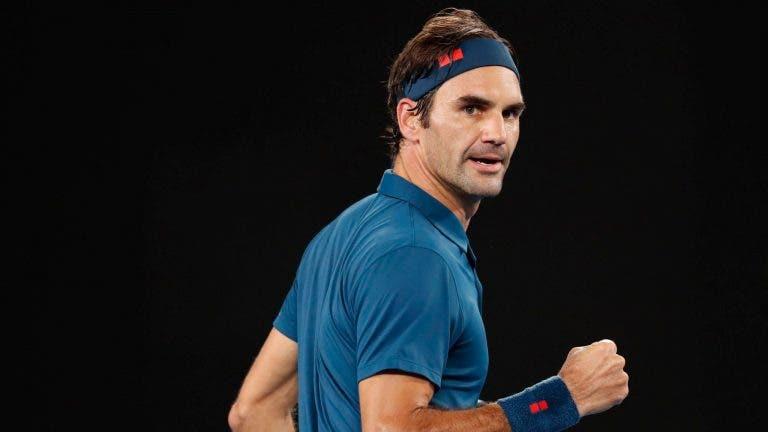 A 20 años del momento en el que Roger Federer llegó al top 50 del ranking