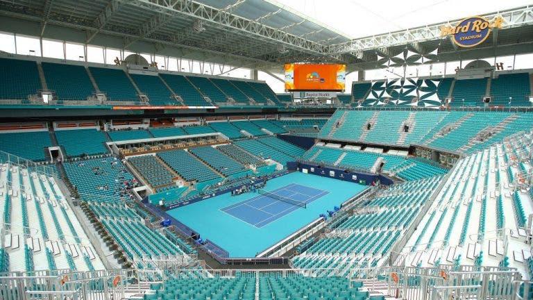 ÚLTIMA HORA: Es oficial la suspensión del Miami Open