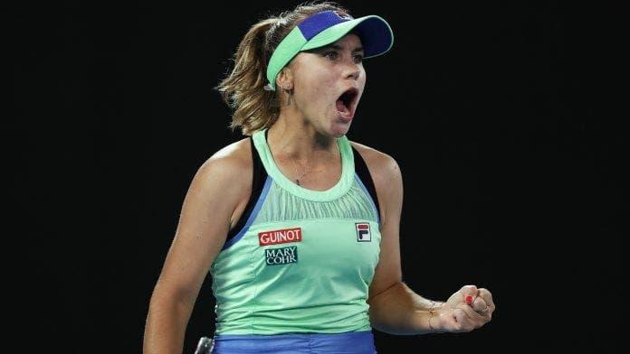 Sofia Kenin sigue escalando el top 10 WTA
