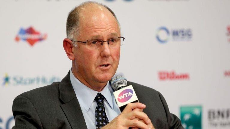 Steve Simon dice que el tenis regresará cuando sea seguro que lo haga