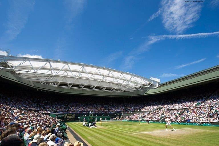 La Federación Alemana de Tenis asegura que Wimbledon será cancelado