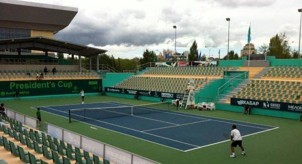 Tenistas europeos abandonan Challenger ante posible cuarentena
