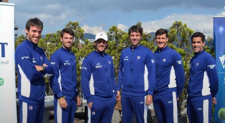 Copa Davis: Los recaudos argentinos sobre la alimentación en Colombia
