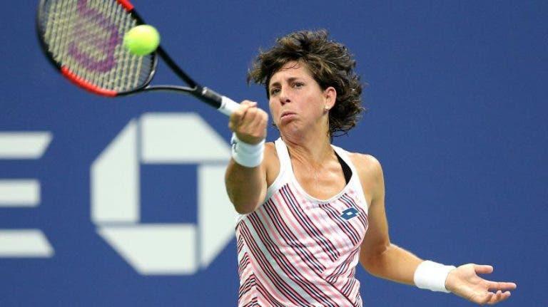 Puede que Carla Suárez Navarro no se despida del tenis este año