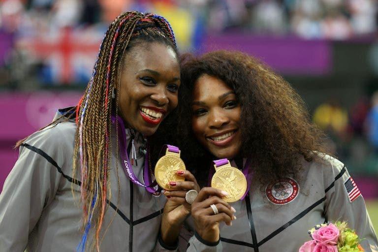 Los récords más increíbles de Venus y Serena Williams en dobles