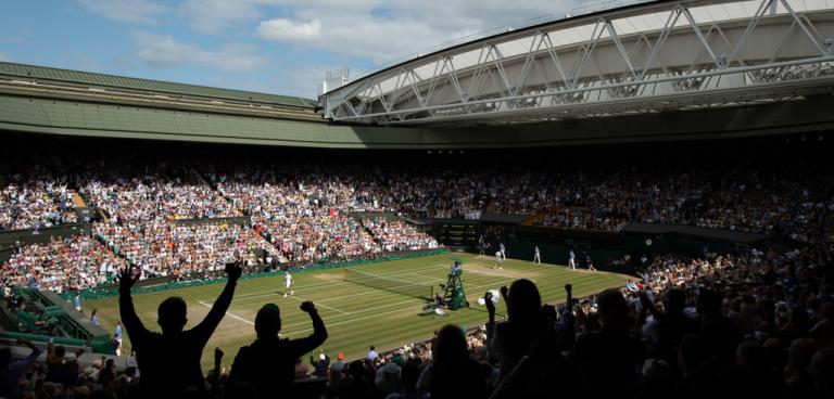 Wimbledon también considera cancelar el torneo debido al coronavirus