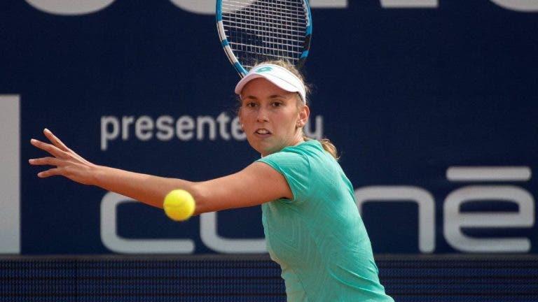 Mertens dice que la situación actual es más importante que el tenis