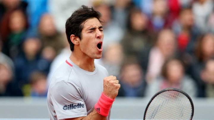Garin avanza a la tercera ronda, pero Pella pierde en Roland Garros