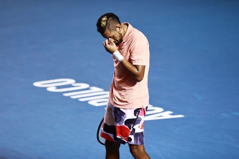 Nick Kyrgios y su crítica a los organismos rectores del tenis