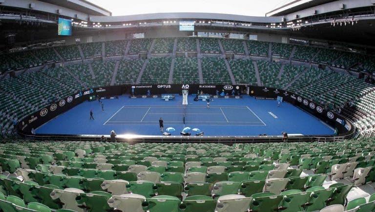 Open de Australia se prepara para cualquier posible escenario en 2021