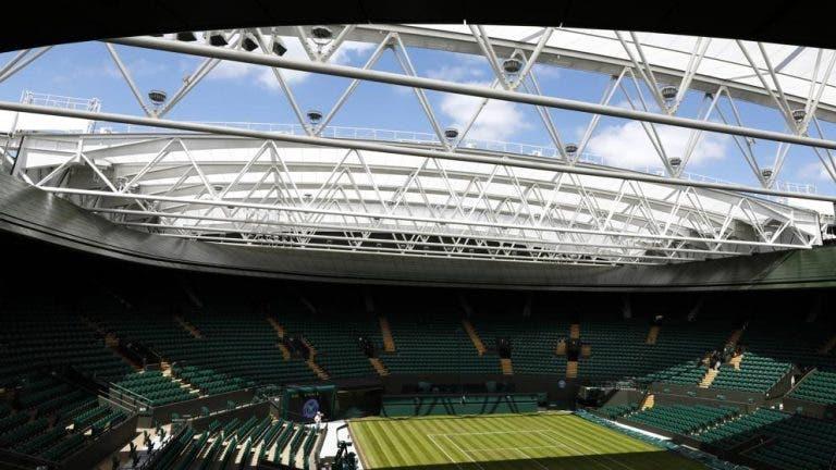 Oficial: AELTC anuncia que Wimbledon no se realizará este año