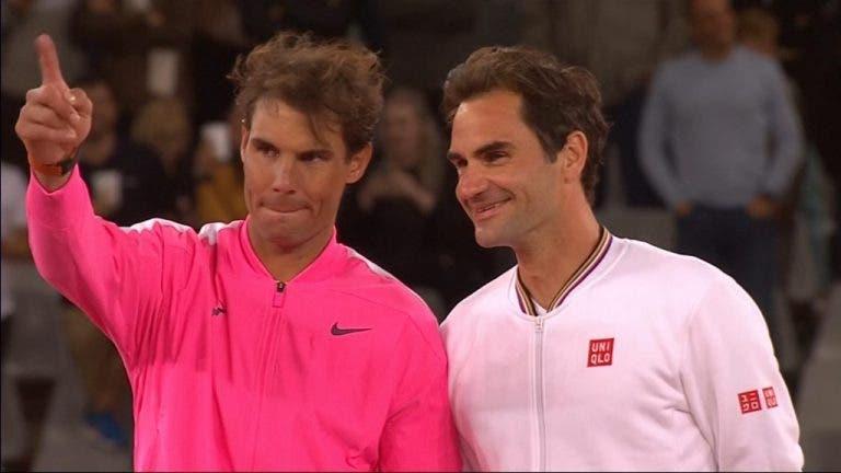 Para Toni Nadal, Federer es uno de los mejores deportistas de la historia