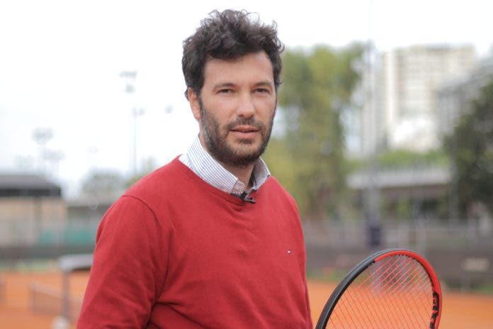 Acasuso: «Cada vez que Pella tiene que jugar una Copa Davis se potencia y se motiva»