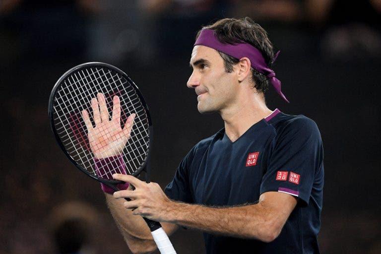 Zeballos desea ver a Federer jugar en el circuito a los 45 años