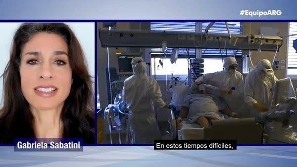 [VIDEO] Deportistas argentinos agradecen a quienes están en primera línea luchando contra el coronavirus