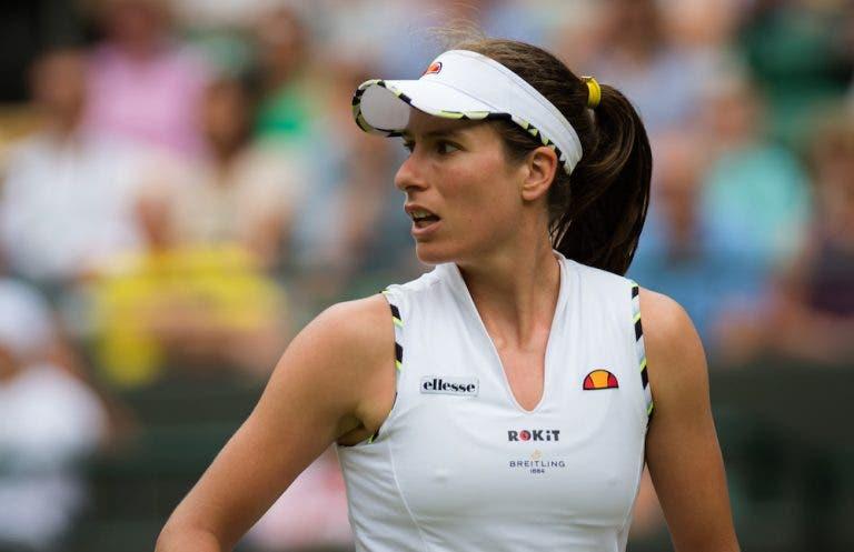 Konta cree que los tenistas de menor rango necesitan mayores beneficios