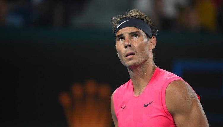 Nadal no puede ganar ni un punto ATP en tierra batida este año
