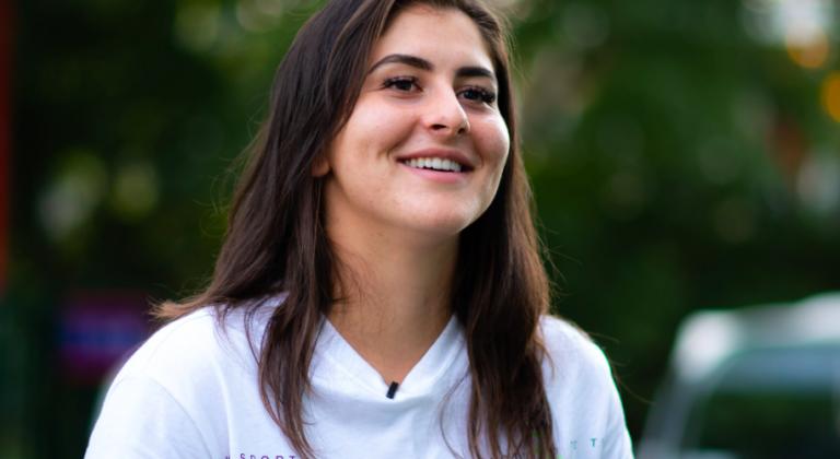 Bianca Andreescu y sus actividades productivas durante el confinamiento