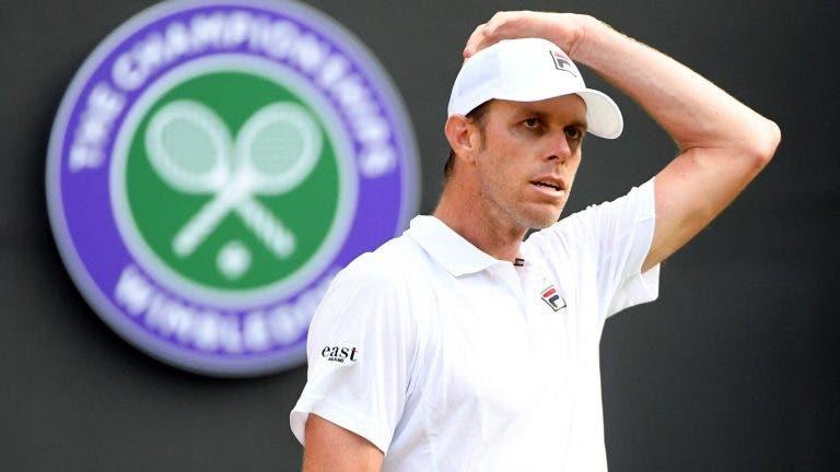 Querrey y Mahut hablan sobre la posible suspensión de Wimbledon