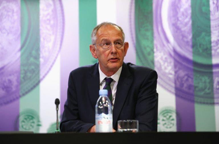 El CEO de Wimbledon no cree que vuelva a haber tenis este año