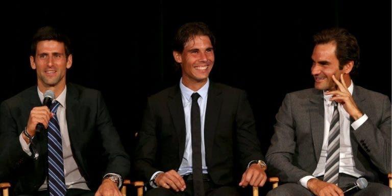 Barbara Schett dice que es imposible sustituir a Djokovic, Nadal y Federer