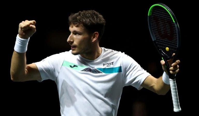 Pablo Carreño y cómo la suspensión ha sido difícil para algunos tenistas