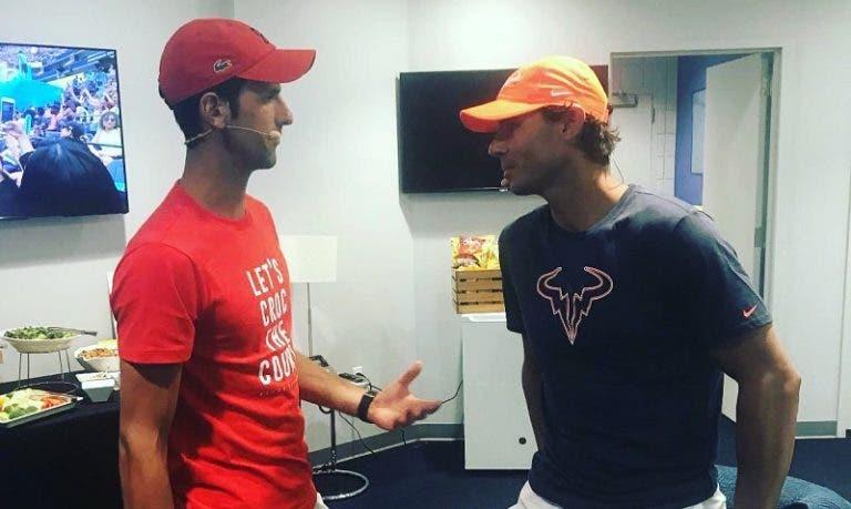 ¡Fantástico! Djokovic ayuda a España con donación a la campaña de Nadal