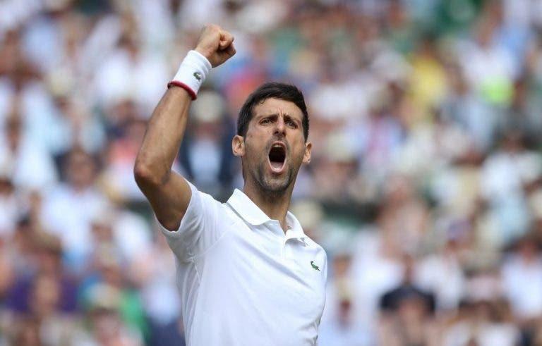 Djokovic elige los dos mejores encuentros de su carrera