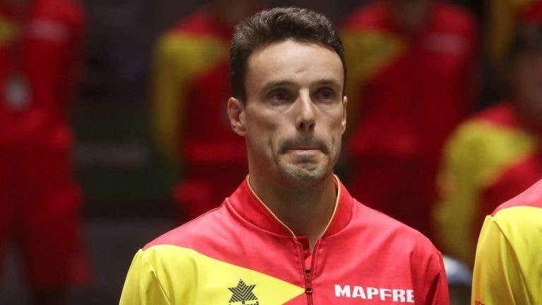 Roberto Bautista Agut da su opinión sobre la suspensión de Wimbledon