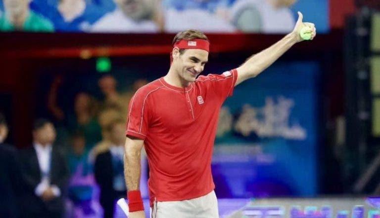 Federer tiene un récord que será casi imposible de superar