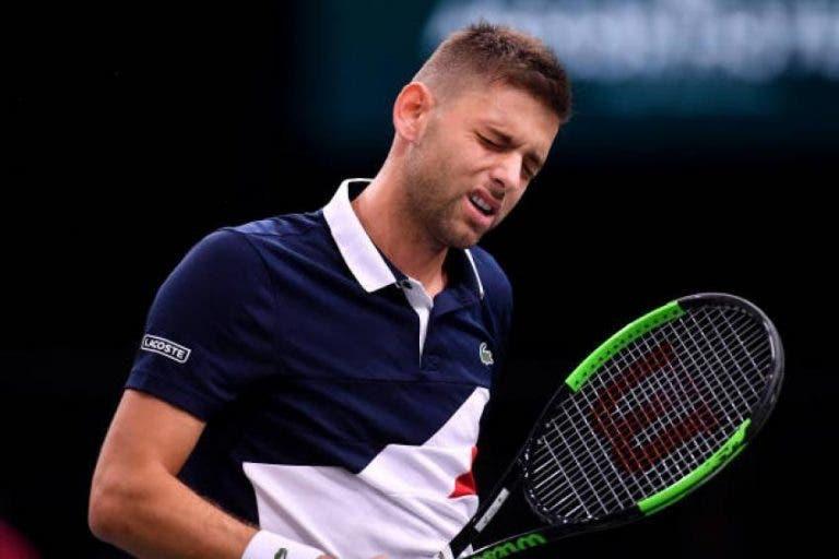 Krajinovic cree que si se cancela el US Open será el final de la temporada