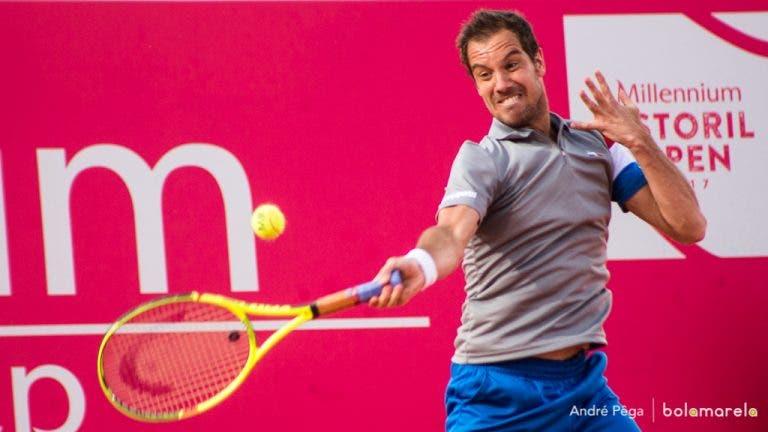 Gasquet no se ve jugando tenis en los próximos meses