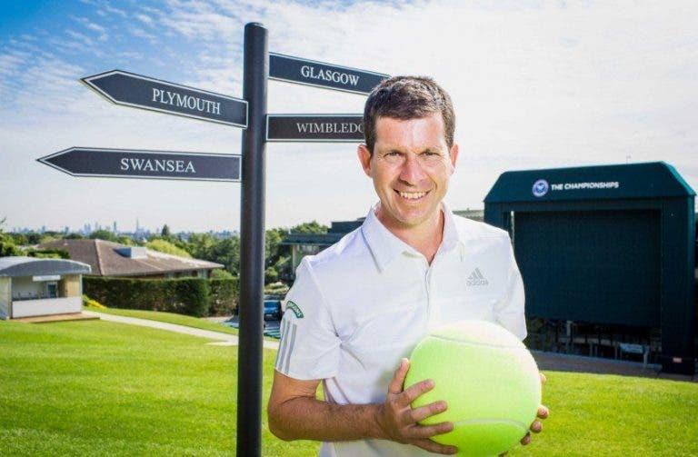 Henman explica por qué Wimbledon no se podría jugar a puerta cerrada