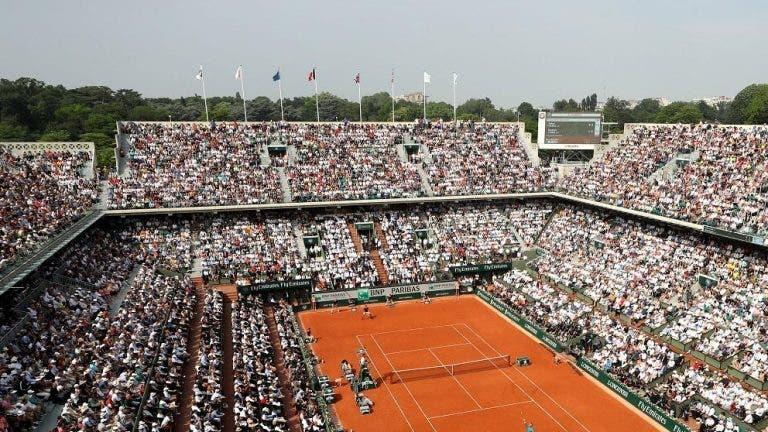 Roland Garros parece reconocer su equivocación en la nuevas fecha del evento