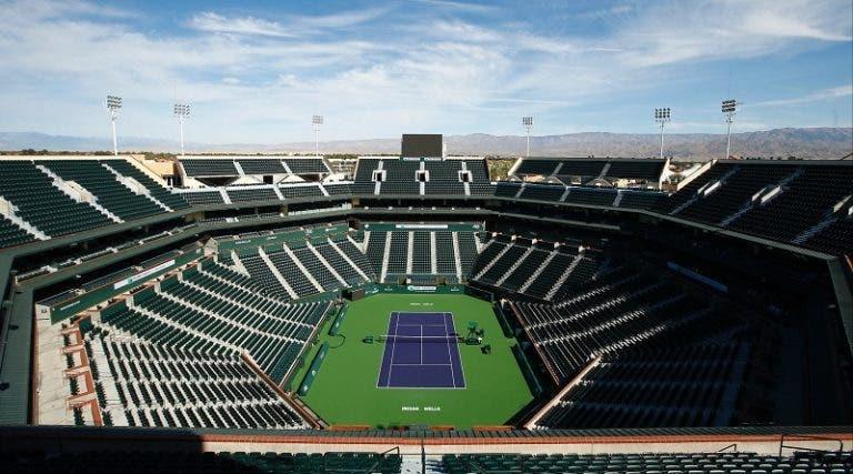 Indian Wells podría ser la sede del US Open de este año