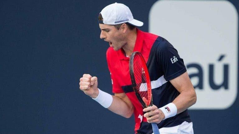 John Isner habla de los problemas que puede enfrentar el tenis el Covid-19