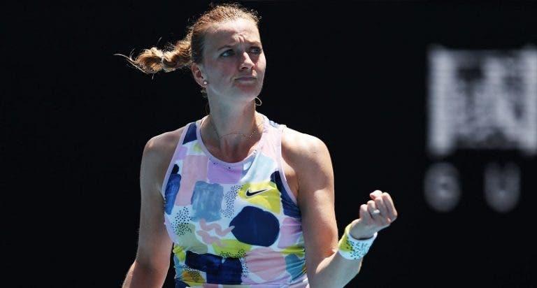 Petra Kvitova dice que no tiene motivación para entrenar