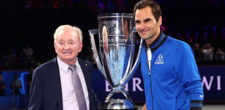 Federer lamenta tener que posponer la Laver Cup para el próximo año