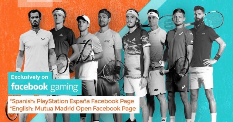 Conozca el orden de juego de los cuartos de final del Madrid Open virtual