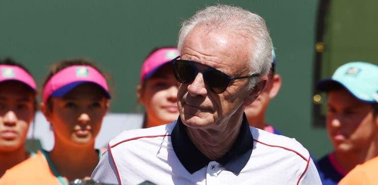 Moore cree que Haas hace un buen trabajo como director de Indian Wells