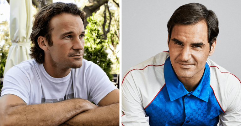 Roger Federer y su divertido intercambio de tweets con Carlos Moyá