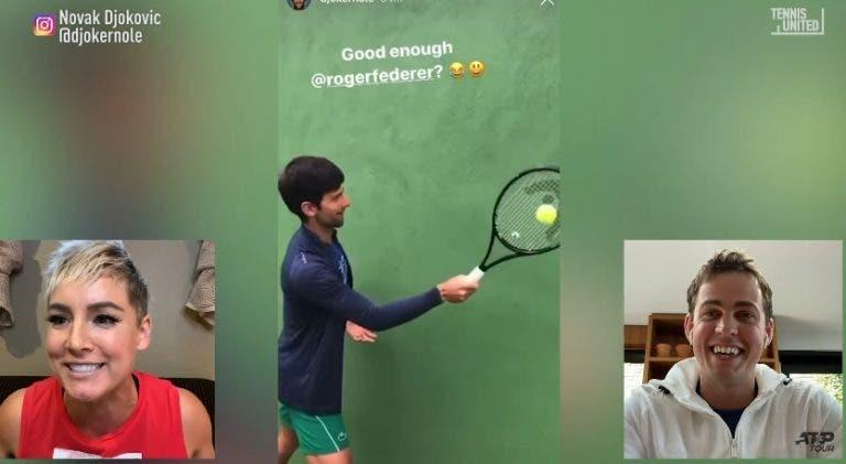 Tennis United: Vea el primer episodio de la iniciativa sin precedentes de la ATP y WTA