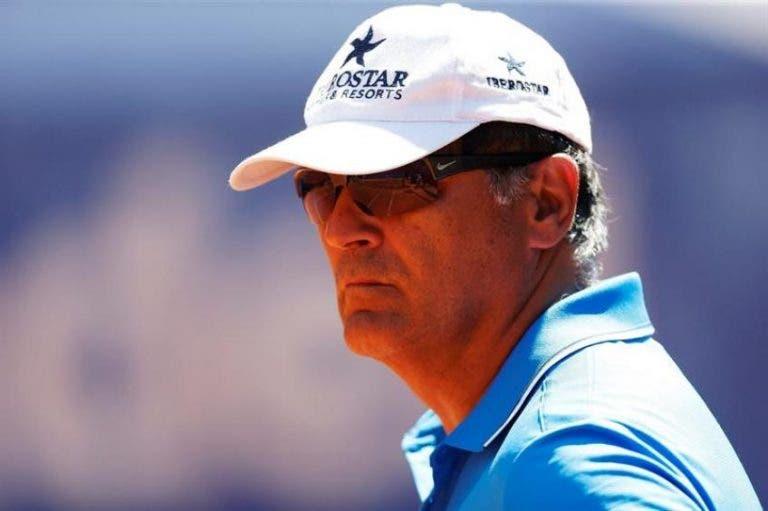 Toni Nadal defiende la postura de Roland Garros