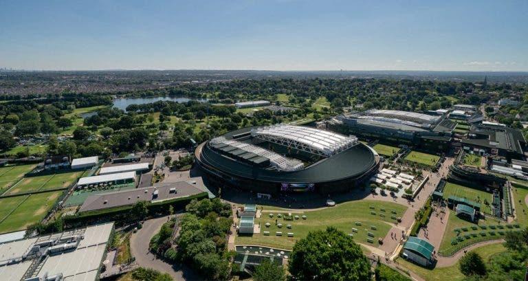 Wimbledon recibe 100 millones de dólares por seguro contra pandemias
