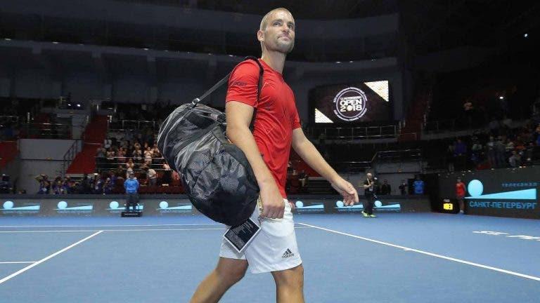 Youzhny: «Trabajo en el tenis y no puedo decir quién es la tenista top 10 de la WTA»